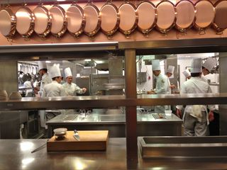 Bocuse Kitchen