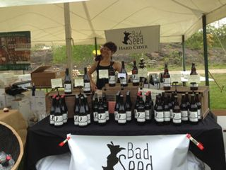 Bad Seed Hard Cider